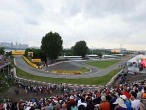 F1 circuit in Canada