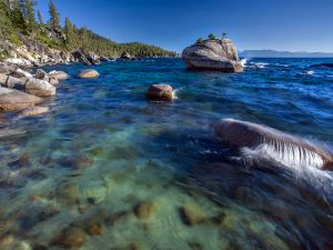 Rocky shores
