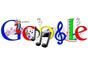 A musical doodle