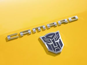 Logo of Chevrolet Camaro