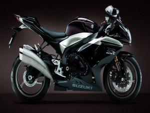 Motorbike Suzuki GSX