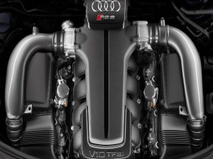 Engine Audi RS 6