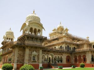 Monumental building in India