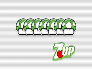 7UP funny