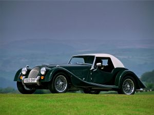 Morgan car (Morgan Motor Company)
