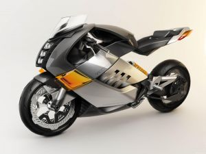 Vectrix, electric superbike