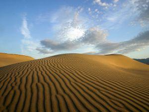 Sand of desert