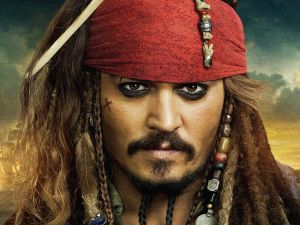 "Jack in ""Pirates of the Caribbean"""