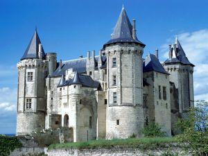 Chateau de Saumur, France