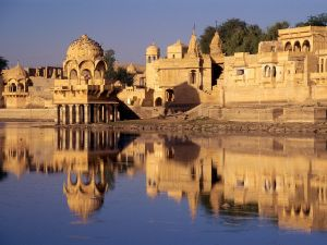 "Jaisalmer ""The Golden City"" in Rajasthan"