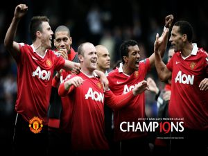 Manchester United, Premier League Champion 2010/11