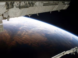 Views from Earth orbit