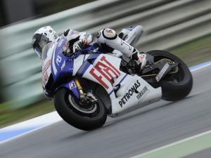 Jorge Lorenzo Yamaha 99 MGP