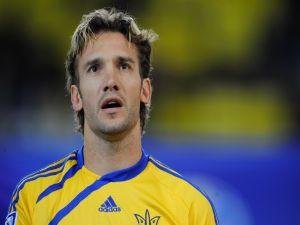 The Ukrainian ex-footballer Andriy Shevchenko