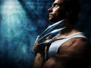 """Hugh Jackman in """"Wolverine"""""""