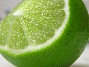 Interior of a lime