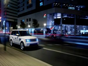 Range Rover, for the streets of the city