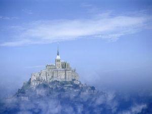 Mont Saint-Michel, Lower Normandy (France)