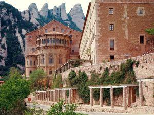 Montserrat Abbey, Barcelona