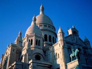 Basilica of the Sacred Heart of Montmartre, Paris