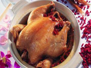 Chicken in casserole