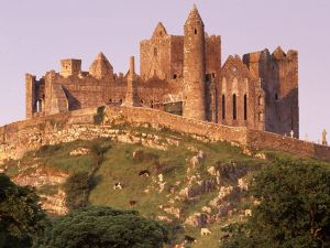 Rock of Cashel Castle, Ireland