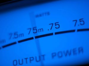 Power meter (McIntosh)