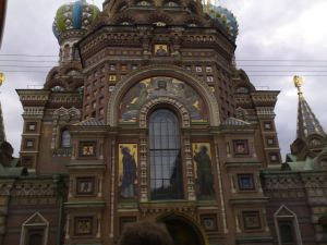 Church of the Savior on Spilled Blood (St. Petersburg, Russia)