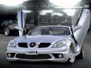 Hinges LSD for Mercedes