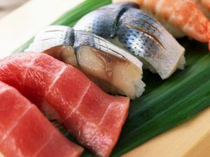Fresh fishes