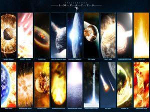 Stellar impacts