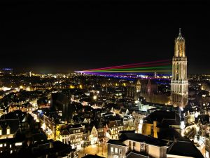 Night in Utrecht (Netherlands)