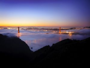 Golden Gate Bridge (California, USA)