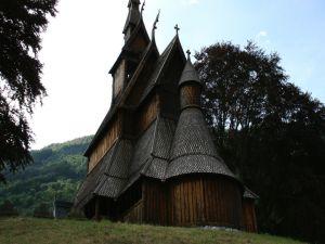 Borgund Stave Church (Norway)