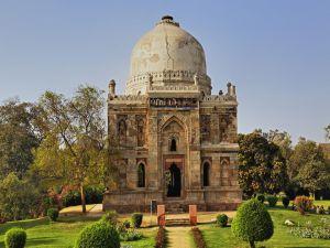 Sheesh Gumbad, Lodhi Gardens, New Delhi