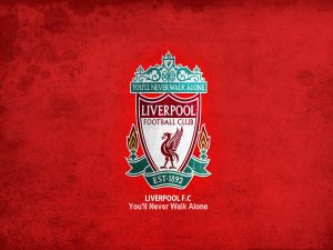 Shield of Liverpool Football Club