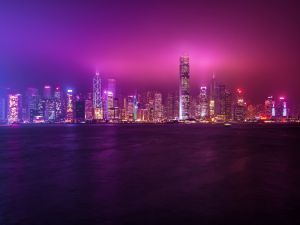 Colors of Hong Kong