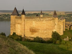 The Khotyn Fortress, Ukraine