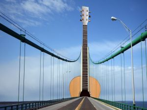 Musical bridge