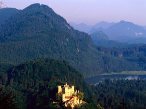 Hohenschwangau Castle, Germany