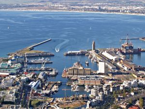 Port of Cape Town, South Africa