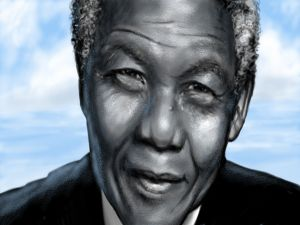 Rest In Peace (RIP) Nelson Mandela