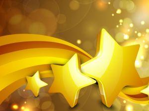 Resplendent stars
