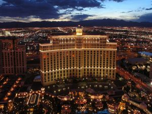 The Bellagio hotel and casino in Las Vegas