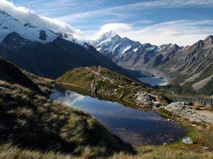 Aoraki/Mount Cook National Park (New Zealand)
