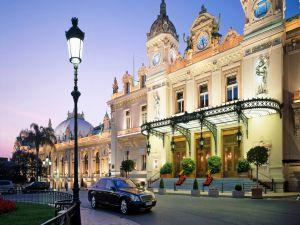 The Monte Carlo Casino, Monaco