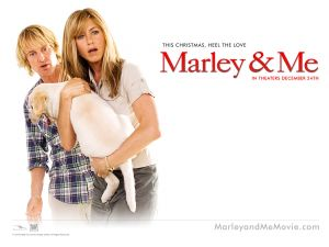 "Poster of ""Marley & Me"""