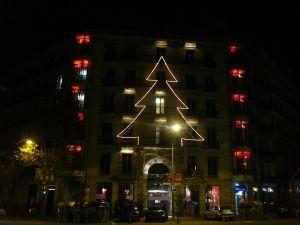 Axel Hotel, Christmas 2011 (Barcelona, Spain)