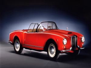 Lancia Aurelia Spyder