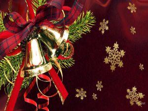 Little bells for ornament